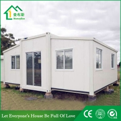 Expandable Living Container House