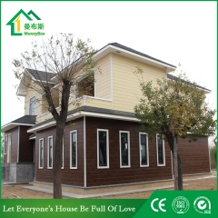 CE Economic Prefab Structure Villa